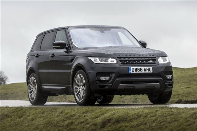 Land Rover Range Rover Sport 2013 Car Review Honest John