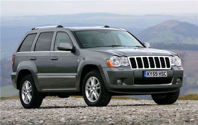 jeep grand cherokee 2005 car review honest john. Black Bedroom Furniture Sets. Home Design Ideas