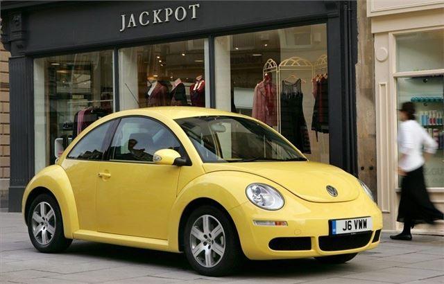 Volkswagen Beetle 1998 Car Review Honest John