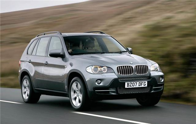 bmw x5 e70 2007 car review honest john. Black Bedroom Furniture Sets. Home Design Ideas