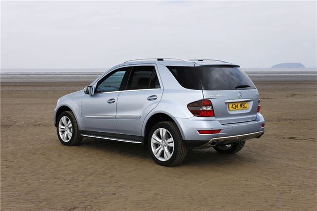 Mercedes-Benz ML-Class W164 2005 - Car Review | Honest John