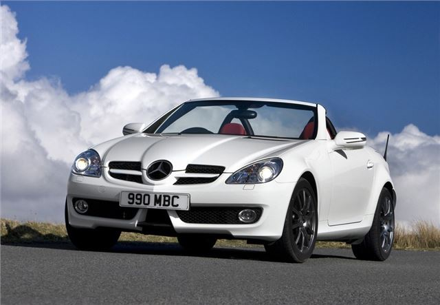 Image gallery 2004 slk for Mercedes benz slk 2006