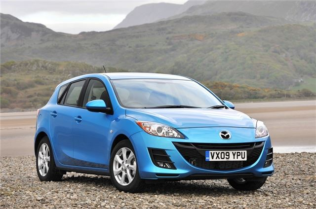 Mazda 3 2009 Car Review Honest John