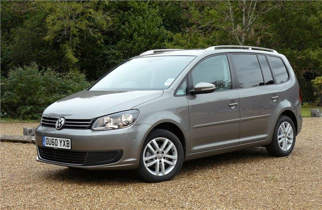 Vw Diesel Engines >> Volkswagen Touran 2010 - Car Review | Honest John