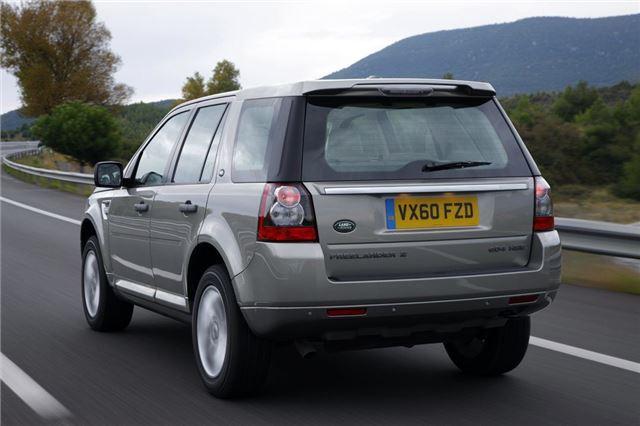 Bob Bell Kia >> Land Rover Freelander 2 2006 - Car Review   Honest John