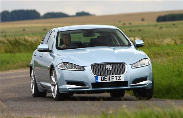 restricted performance jaguar xf html