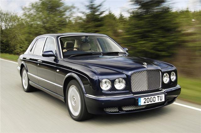 Bentley Arnage 1998 Car Review Honest John