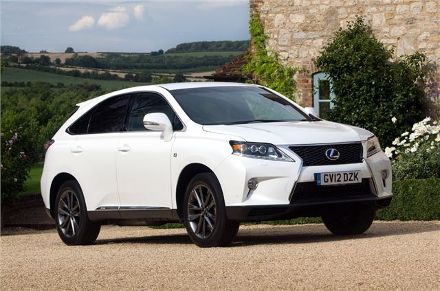 Lexus Rx450h 2009 Car Review Honest John
