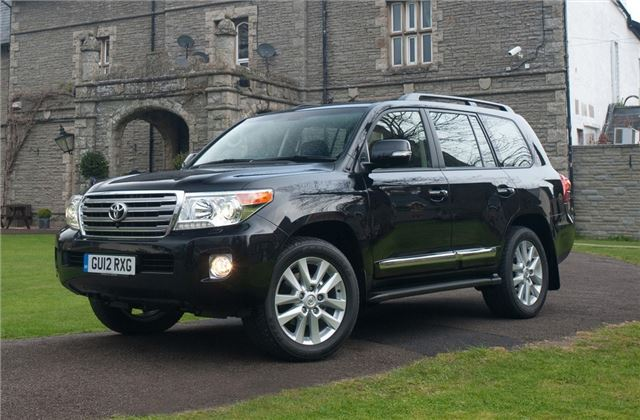 Toyota Land Cruiser V8 2008 Car Review Honest John