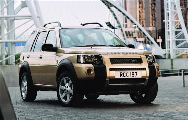 Police Cars For Sale >> Land Rover Freelander 1997 - Car Review | Honest John