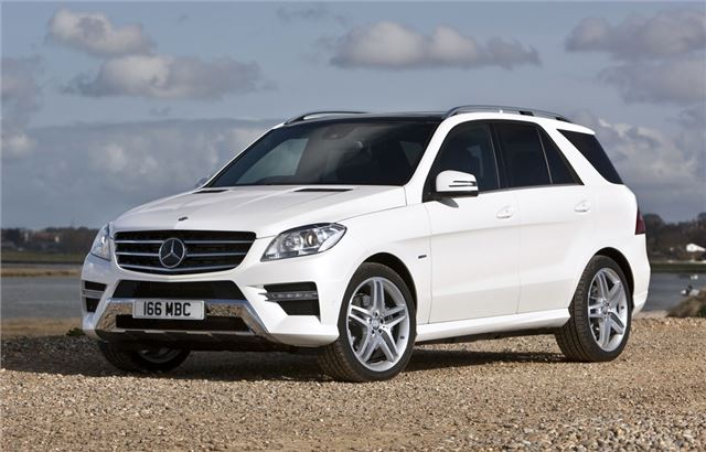 Mercedes Benz Ml Class 2012 Car Review Honest John