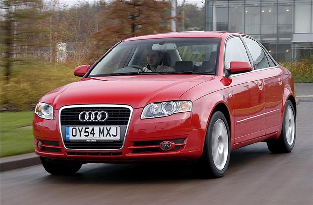 Audi a6 32 fsi quattro 2005 review