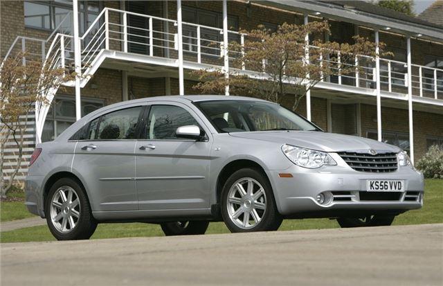 chrysler sebring saloon 2007 car review honest john. Black Bedroom Furniture Sets. Home Design Ideas