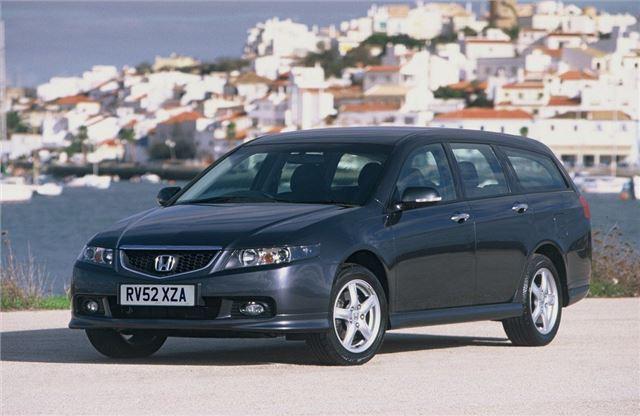 Honda Accord Tourer 2003 - Car Review | Honest John