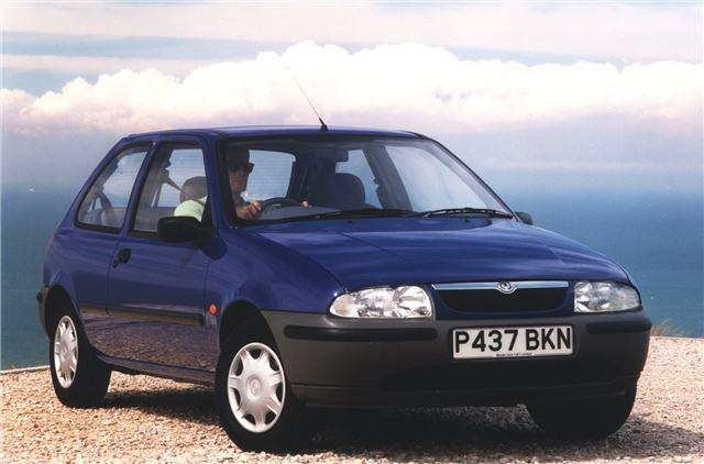 mazda 121 1996 car review model history honest john. Black Bedroom Furniture Sets. Home Design Ideas