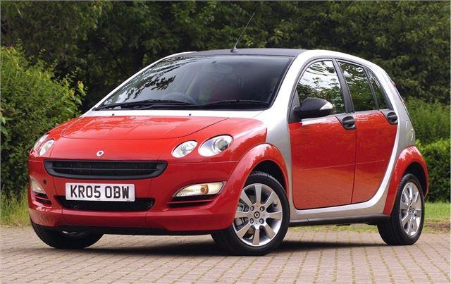 smart forfour 2004 car review honest john. Black Bedroom Furniture Sets. Home Design Ideas