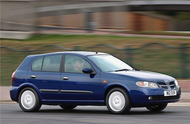 nissan almera 2000 car review honest john