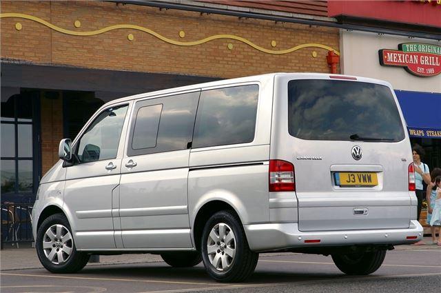 volkswagen t5 caravelle 2003 car review honest john. Black Bedroom Furniture Sets. Home Design Ideas