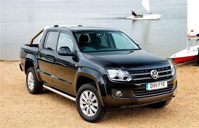 Volkswagen Amarok 2011 - Van Review | Honest John