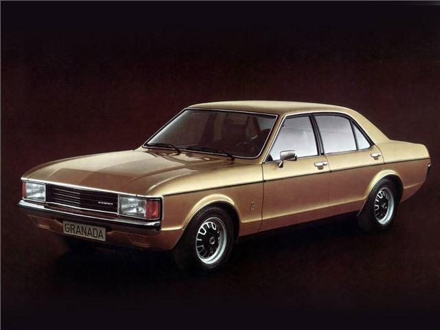 Ford Consul Granada Mk1 Classic Car Review Honest John