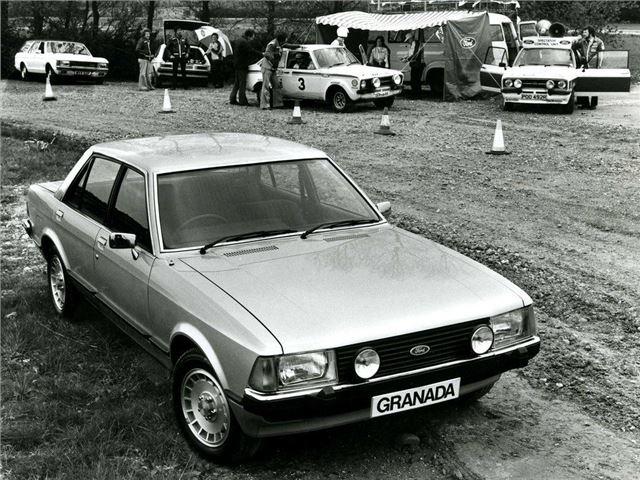 Ford Granada Mk2 Classic Car Review Honest John
