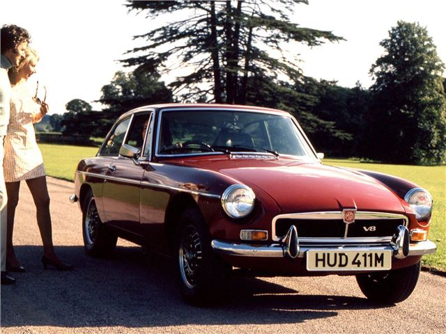 MG MGB GT V8 Classic Car Review Honest John