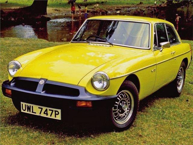 Honest John Mgb Gt Cars For Sale