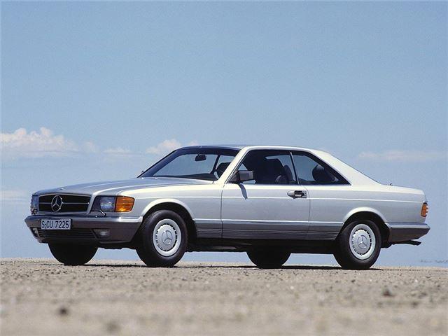 mercedes benz sec c126 classic car review honest john. Black Bedroom Furniture Sets. Home Design Ideas
