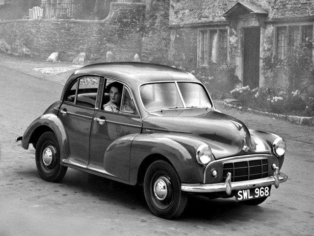 Morris Minor - Classic Car Review | Honest John