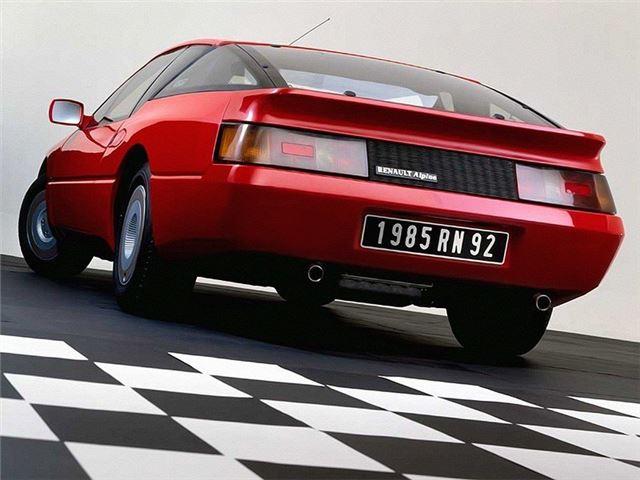 alpine gta classic car review honest john. Black Bedroom Furniture Sets. Home Design Ideas
