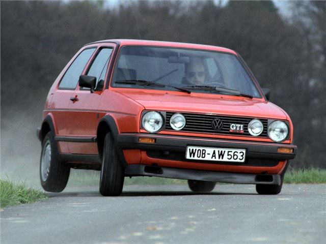 volkswagen golf mk2 gti gti 16v classic car review honest john. Black Bedroom Furniture Sets. Home Design Ideas