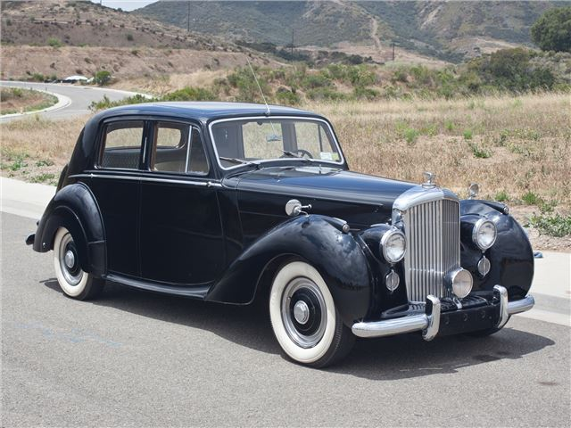 Bentley Mk6 Classic Car Review Honest John