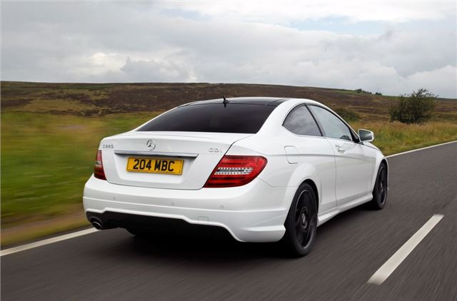 Mercedes-Benz C-Class Coupe 2011 - Car Review | Honest John