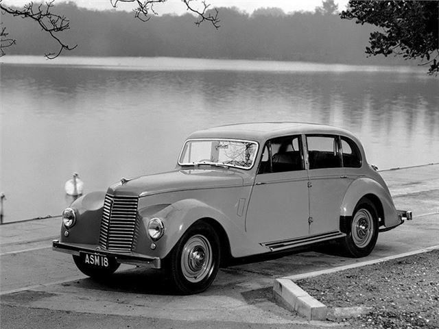armstrong siddeley lancaster classic car review honest john. Black Bedroom Furniture Sets. Home Design Ideas