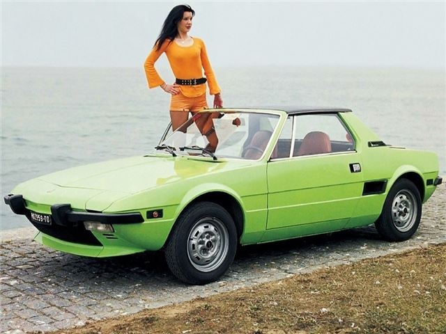 Fiat X1 9 Classic Car Review Honest John