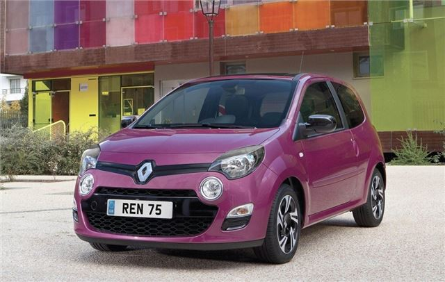 Renault Twingo 2012 Car Review Honest John