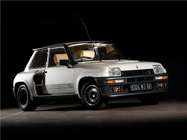 renault 5 turbo turbo 2 classic car review honest john. Black Bedroom Furniture Sets. Home Design Ideas