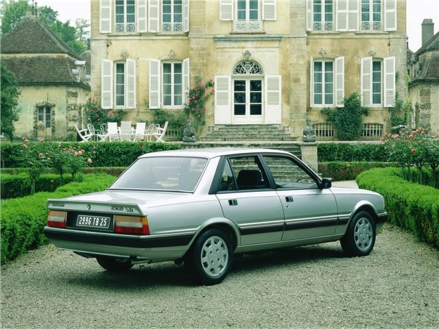 Specifications Peugeot 505 2.2 GTi Turbo - [1979] 0 to 60 mph, Top ...