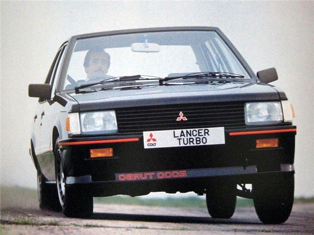 Mitsubishi Lancer 2000 Turbo - Classic Car Review | Honest John