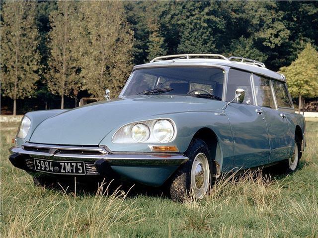 citroen ds19 safari classic car review honest john. Black Bedroom Furniture Sets. Home Design Ideas