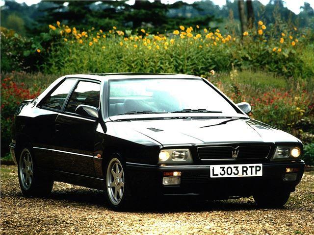 Maserati Ghibli Ii Classic Car Review Honest John