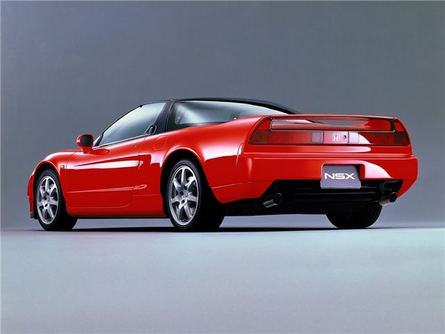 honda nsx   classic car review honest john