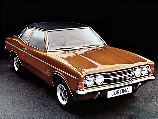 Ford Cortina Mk on Ford Cortina 1970 1976 Mk3