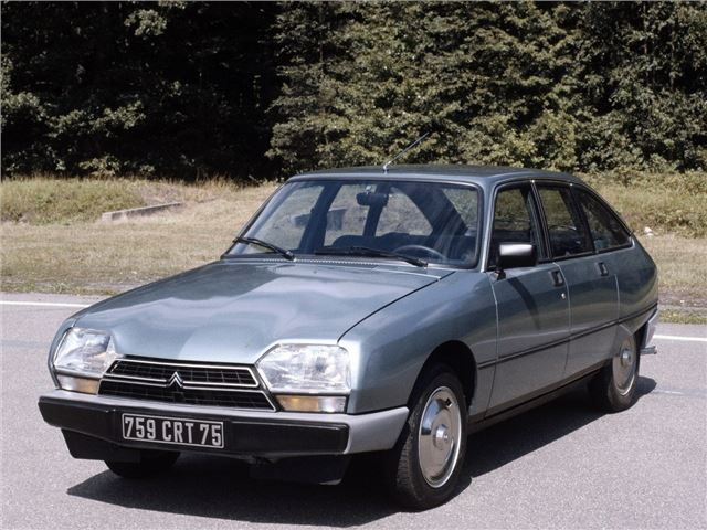 citroen gs gsa classic car review honest john. Black Bedroom Furniture Sets. Home Design Ideas