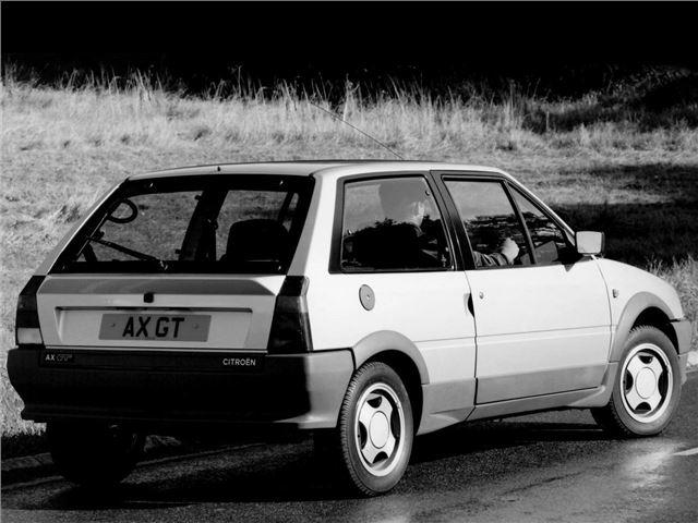 citroen ax gt gti classic car review honest john. Black Bedroom Furniture Sets. Home Design Ideas