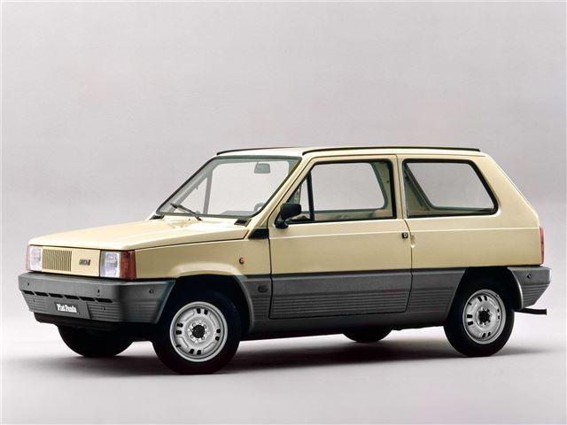 Image Gallery Old Fiat Panda