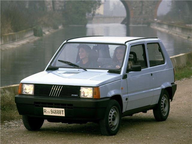 Fiat Panda - Classic Car Review | Honest John
