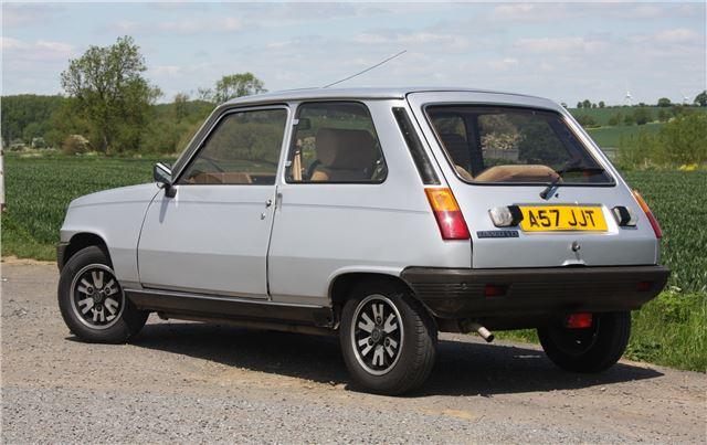 Renault 5 Classic Car Review Honest John