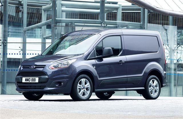 Ford Transit Connect 2014 - Van Review | Honest John