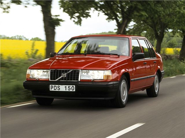 Volvo 900-Series - Classic Car Review | Honest John
